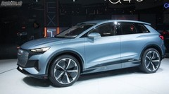 Genève 2019: Audi Q4 e-tron