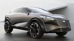 Nissan IMq : le Qashqai empruntera le moteur hybride du Outlander