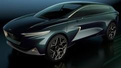 Aston Martin envisage un SUV électrique de luxe
