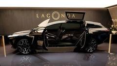 Lagonda All-Terrain Concept : un SUV sauce grand luxe pour 2022