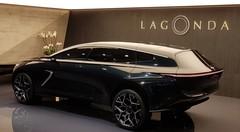 Lagonda All-Terrain Concept, le serpent de mer électrique