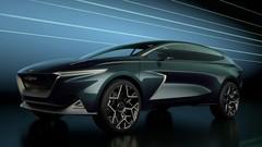 Lagonda All-Terrain Concept : Renaissance annoncée pour 2022