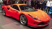 Ferrari F8 Tributo : toutes les informations en direct de Genève