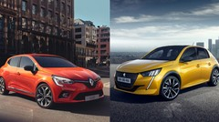 Renault Clio VS Peugeot 208 : premier duel à Genève