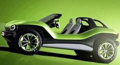VW ID.Buggy : la voiture de plage zéro émission