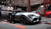 Toyota GR Supra : L'argus enfin à bord !
