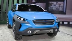Subaru : un nouveau concept et deux hybrides à Genève