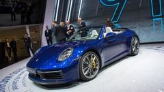 Porsche 911 Carrera S & 4S Cabriolet