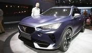 A bord du Cupra Formentor : un futur SUV coupé à Genève