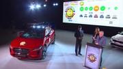 Jaguar I-Pace : voiture de l'année 2019