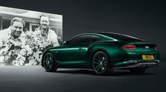 Bentley Continental GT Number 9 Edition par Mulliner