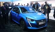 Peugeot 208 : mini 508