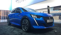 Peugeot 208 : toutes les informations en direct de Genève