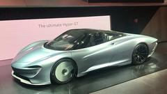 McLaren Speedtail : toutes les informations en direct de Genève