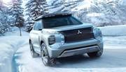 Mitsubishi Engelberg Tourer : une idée du futur Outlander ?