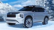 Mitsubishi Engelberg Tourer : le prochain Outlander ?