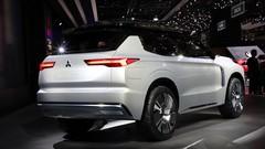 Mitsubishi Engelberg Tourer : un hybride encore plus rechargeable