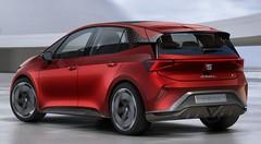 Concept Seat el-Born, 100 % électrique et 100 % Seat
