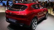Alfa Romeo Tonale : le premier SUV compact hybride rechargeable d'Alfa