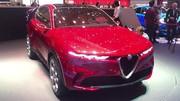 Le Concept Alfa Romeo Tonale : toutes les informations en direct de Genève