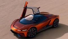 GFG Kangaroo : la supercar tout chemin de retour