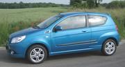 Essai Chevrolet Aveo : Ave Aveo