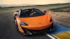 Essai McLaren 600LT Spider : Scalpel sans scalp