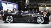 Bugatti « Voiture noire » : le prix de l'exclusivité