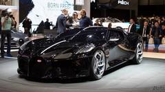 Genève 2019 : Bugatti La Voiture Noire
