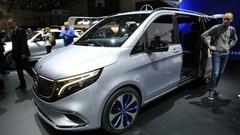Mercedes concept EQV : voici le futur Classe V 100 % électrique
