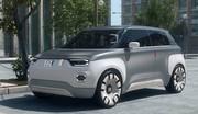 Fiat Centoventi : une Panda électrique et modulable