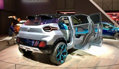 Tata concept H2X : le SUV de poche