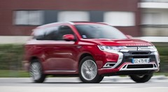 Essai Mitsubishi Outlander PHEV 2019 : Evolution en demi-teinte