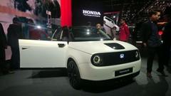 Honda e Prototype : le coup de cœur du salon de Genève