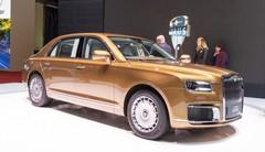 Aurus Senat : la limousine de Vladimir Poutine à Genève en VIDEO