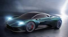 Concept Aston Martin Vanquish Vision