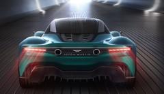 Aston Martin Vanquish Vision : la 1re Aston de série à moteur central