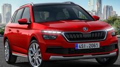 Skoda Kamiq : Le plus petit SUV de Skoda
