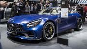 Mercedes-AMG GT R Roadster : sans le haut à Genève
