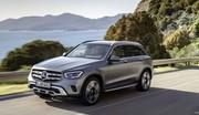 Mercedes GLC : restylage genevois