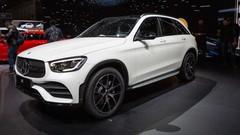 Le Mercedes GLC profite d'un facelift au salon de Genève