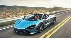 Essai McLaren 720S Spider : le ciel lui appartient