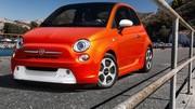 Fiat 500e : nouveau modèle électrique en 2020