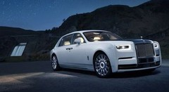 Rolls-Royce Phantom Tranquillity : météorite à bord