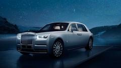 Rolls-Royce Phantom Tranquillity : un petit bout d'espace !