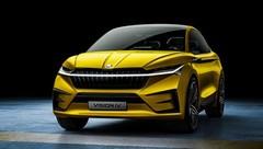 Skoda Vision iV : toutes les infos du SUV Coupé 100 % électrique