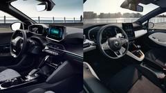 Renault Clio vs Peugeot 208 : le duel des intérieurs à Genève