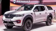 Renault Alaskan Ice Edition : vent de fraîcheur sur le pick-up à Genève