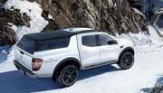 Renault Alaskan ICE Edition : Un concept pas fortuit