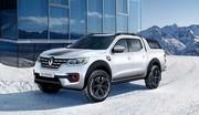 Renault dévoile l'Alaskan Ice Edition